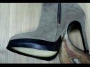Изготовление платформы при завышенном каблуке