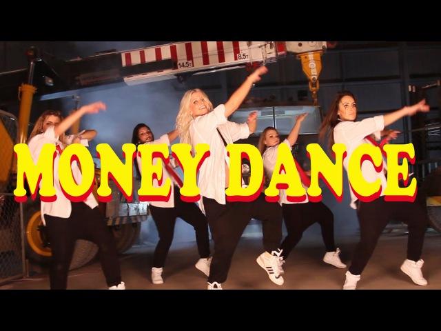 'Money Dance' AV MoneyDanceChallenge | Jasmine Meakin (Mega Jam)