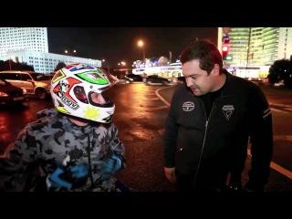 Давидыч встретил чувака на квадроцикле