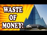Top 10 Construction Projects (White Elephants) That Were Huge Wastes of Time and Money TopTenzNet