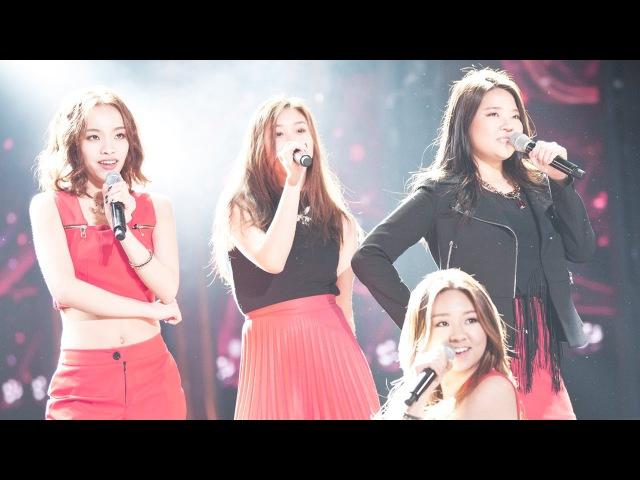 Mazinga'S, perfect harmony 'HER' 마진가S, 완벽한 하모니 'HER' 《KPOP STAR 5》K팝스타5 EP15