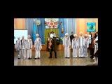 ДО СЛЕЗ!БУХЕНВАЛЬДСКИЙ НАБАТ, инсценировка военной песни осш №10 г.Балхаш