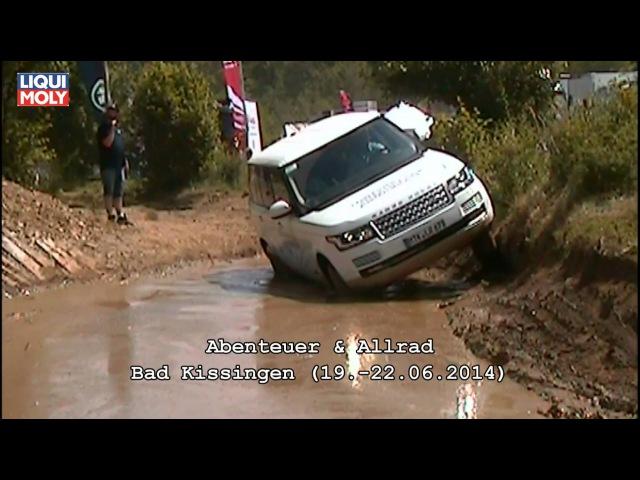 Onlinemotor Land Rover Experience 2015 Abenteuer Allrad Range Rover