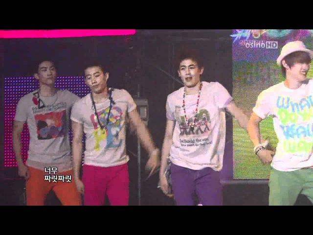 [09.06.26] SNSD (ft. Boys' Generation) - Gee [HD]
