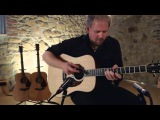 How to record acoustic guitar with only one mic - Part 3 Hear the sound of different microphones