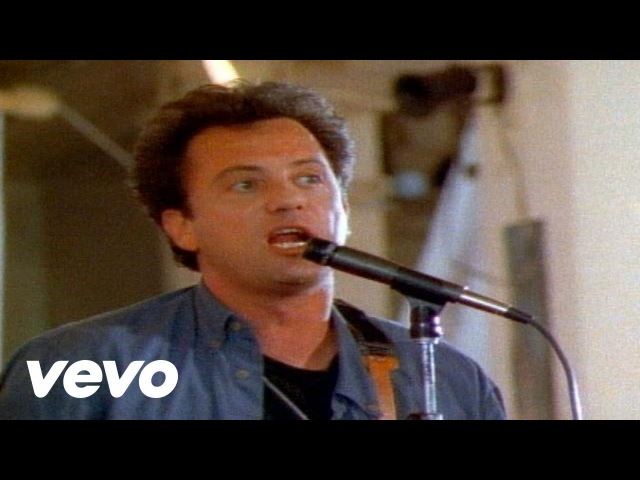 Billy Joel - A Matter of Trust (Official Video)