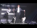 [Engsub] 120121 Kim Hyun Joong with his dogs Art Matic