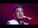 Adam Lambert - RunninChokeholdSleepwalker at Tokyo Dome City Hall 2016-1-8