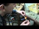 Работа по стеклу в химической лаборатории 2 трубка с разбиваемой перегородкой