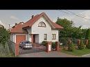 █ Различные виды домов. Poland (Польша) . Different Kinds of Houses, Р - н. Конин. (забор, ворота).