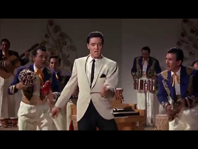 Elvis Presley - Bossa Nova Baby video remix unofficial 2014
