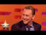 Tom Hiddleston Rallies For More Male Nudity - The Graham Norton Show