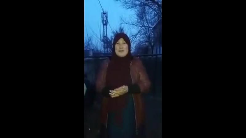 Мама Мухаммеда Камшыбека