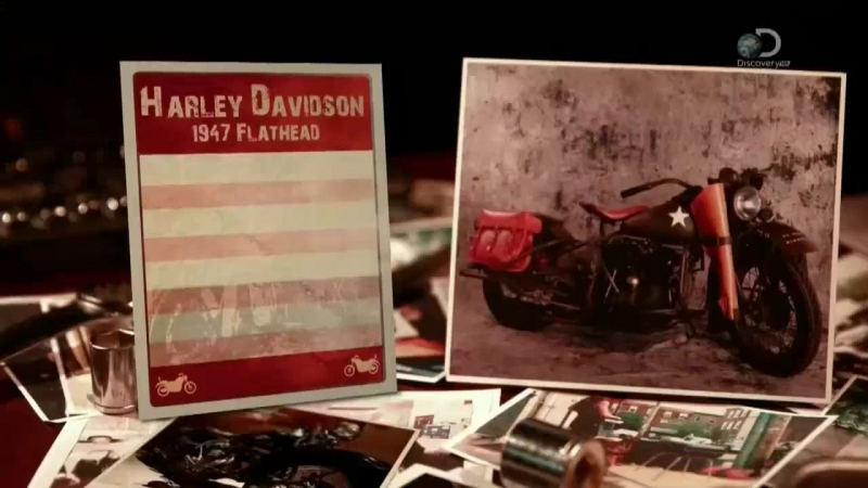 Discovery. Мотореставрация-3 Philly Throttle(2013)
