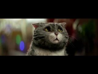 Новогодний мультик Кот и Рождество