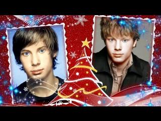 Группа Стекловата(голоса) - и Е. Шалаев Новый год - музык. клип