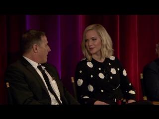Q&A фильма «Джой» (28 ноября, Нью - Йорк)