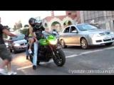 Best of Bikers 2014 - Superbikes Burnouts, Wheelies, Revvs and loud exhaust sounds!