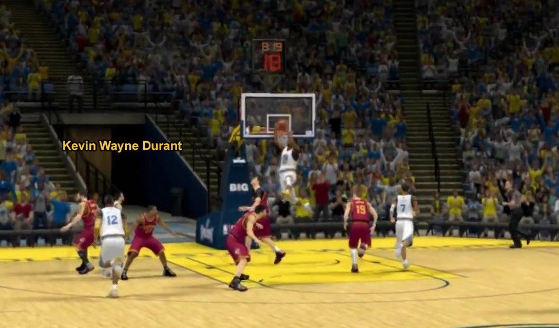Kevin Wayne Durant NBA2K14
