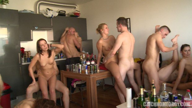 WOW CZECH HOME ORGY 9 - PART 7 # 1