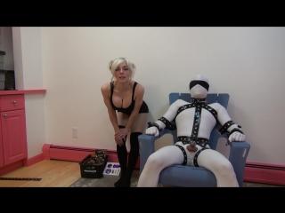 Christina qccp - imprisoned penis