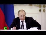 Жириновский про Муму. Путин до слёз.