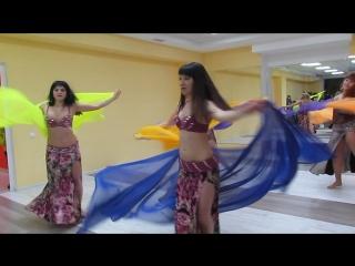 Восточный танец на новогодний корпоратив