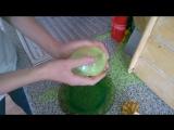 Как сделать ледяной светящийся шар