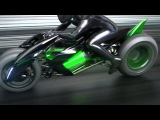 2013 Kawasaki J Concept launched 43rd Tokyo Motor Show - OFFICIAL