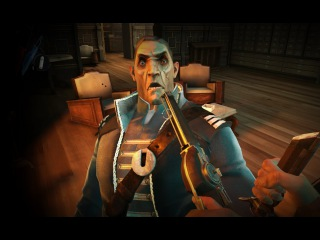 Dishonored Stealth High Chaos (Assassinate Havelock)1080p60Fps