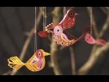 Quilling Birds