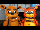 ANIMATRONIC ADVENTURES! (Episode 01) Hat Challenge | FNAF SFM