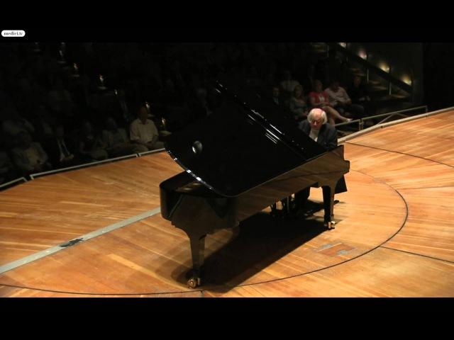 Sokolov live in Berlin - Beethoven: Hammerklavier. Adagio sostenuto