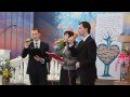 Иисус, к тебе иду. Исполняет трио Божье прикосновение: Олег Василенко, Влад Огий, Лилия Кульчицкая