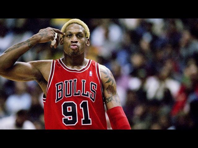 Dennis Rodman Wild