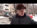 Мужик с Донбасса передает привет Порошенко, Яценюку и Ахметову. Накипело на душе...