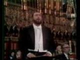 Luciano Pavarotti - Ave Maria 1978