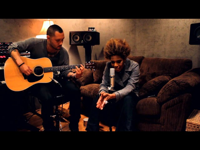 In the studio with Macy Gray - Creep (Acoustic)