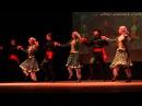 Веселый азербайджанский танец Яллы Фестиваль в г.Чернигов