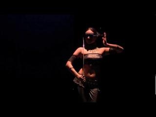 Танец живота. Ирина Акуленко. Танец с саблей - видео ролик смотреть на Video.Sibnet.Ru