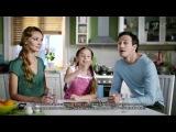 Реклама Аципол - Живые бактерии (2015)