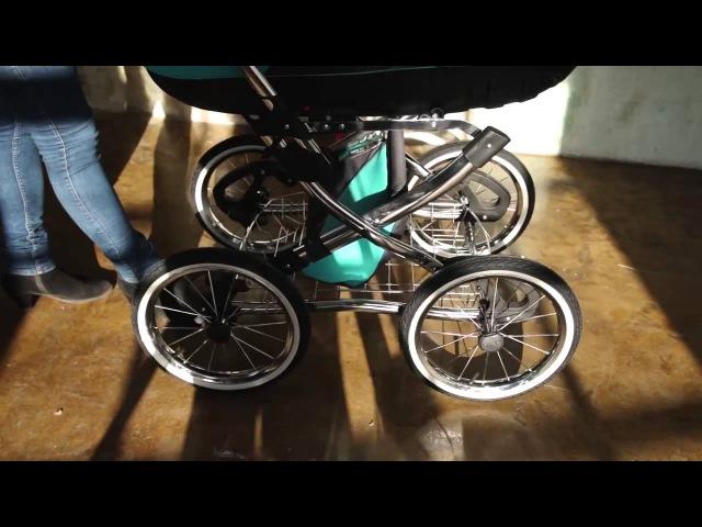 Caretto Michelle 2 в 1 видео обзор vasilechek.ru color детская модульная коляска f 3 в 1