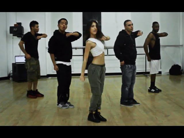 Katy Perry ft. Juicy J - Dark Horse Choreography with Luara