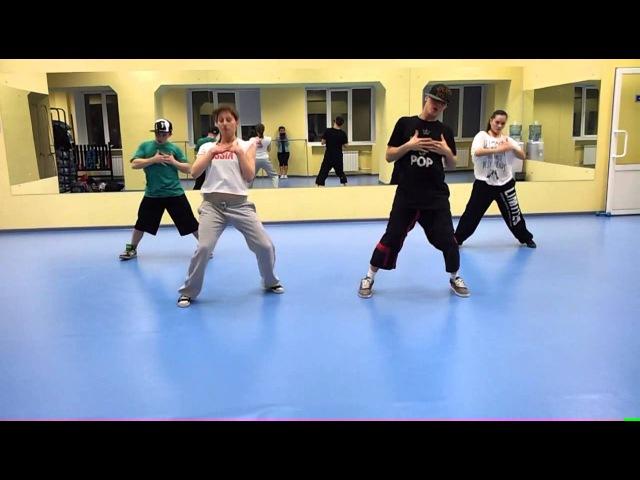 Нюша - Больно Nyusha - Bolno Choreography By Belikov Denis