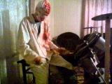 Grindcore Блеать(самодельные барабаны).mp4