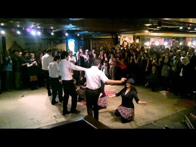 Persian dance by Iranian student of University of Ottawa and Carleton University.