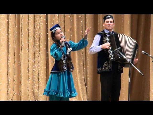 Туган тел, 2012.04.10. Саумысез, арышларым. Tatar song - Сәйдә-Cаида -