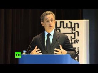 Николя Саркози: Судьба России — быть великой мировой державой
