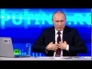 Путин про генный код и высшее моральное предназначение