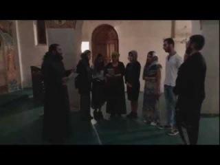 Схиархимандрит Серафим Бит-Хариби и Хор Монастыря - Неизвестная молитва